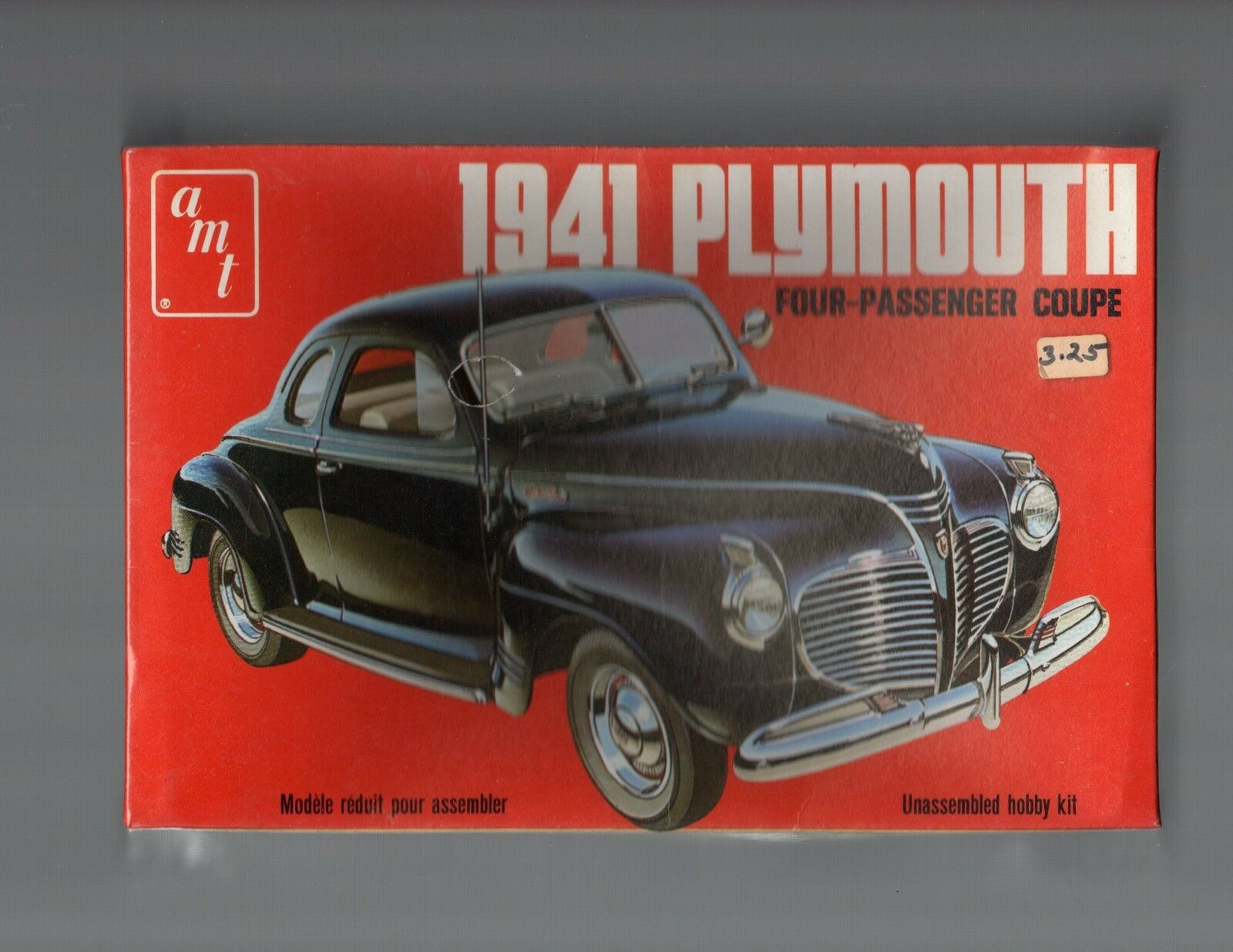 Amt T148 1941 Plymouth Four Passenger Coupe Model Kit Ebay Deluxe Business Norton Secured Powered By Verisign