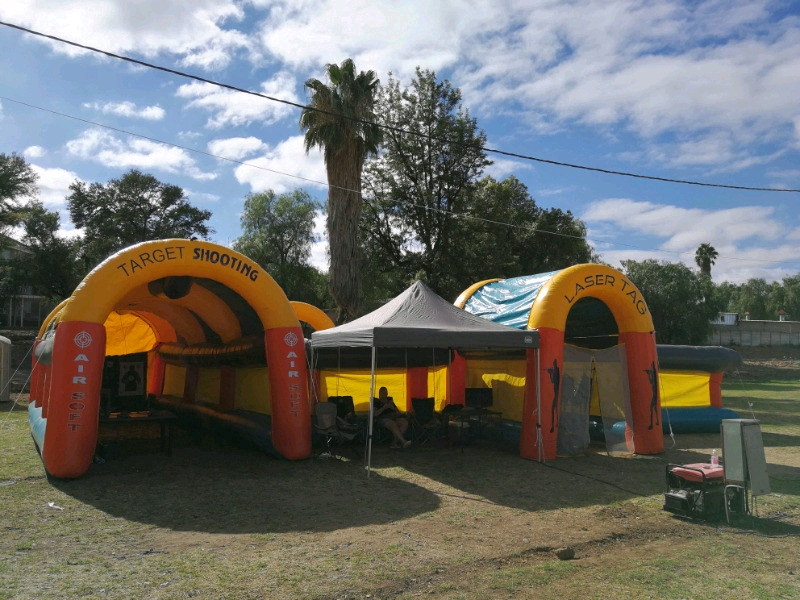 Outdoor laser tag to swop for plot in Jeffreys-bay