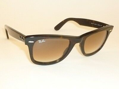 446d988b9bb New RAY BAN Original Wayfarer Tortoise Frame RB 2140 902 51 Gradient Brown  50mm