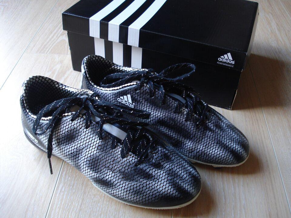 Fodboldstøvler, F10 FG J, Adidas