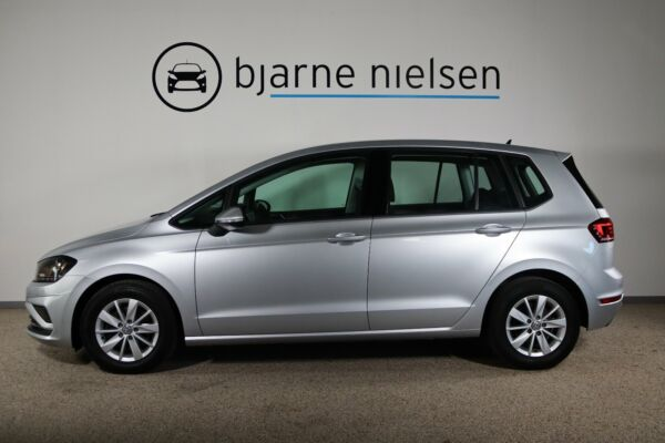 VW Golf Sportsvan 1,6 TDi 115 Comfortline DSG - billede 2