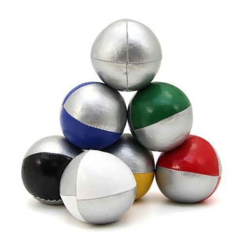 Juggle Balls 120g Professional Juggling Balls Thud Balls X3 Beginners Circus *UK