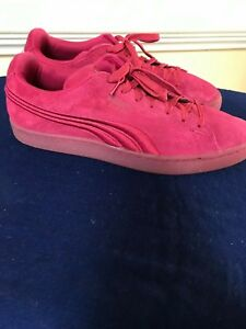new product f96f4 cc314 Details about Puma Suede Men's Sneakers- Size 9.5