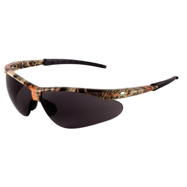 f247194997c55 Bullhead Safety Eyewear BH6103AF Stinger Woodland Camo Frame Smoke Anti-fog  1