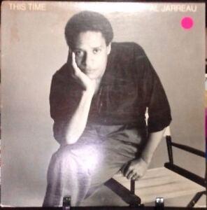 AL-JARREAU-This-Time-Album-Released-1980-Vinyl-Record-Collection-US-pressed