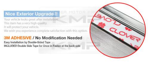 Foglight /& Bumper Reflector Chrome Cover Trim for HYUNDAI 2014-2016 Elantra MD