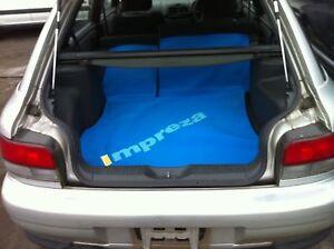 Image Is Loading Jdm Subaru Impreza Gf8 Sti Wagon Option Blue