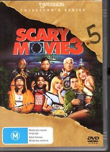 SCARY-MOVIE-3-5-DVD-R4-2006-Good-Condition-FREE-POST
