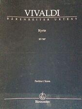 Vivaldi - Kyrie - RV 587 - für Streicher
