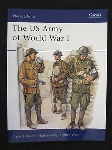 Osprey-Men-at-Arms-386-The-US-Army-of-World-War-I