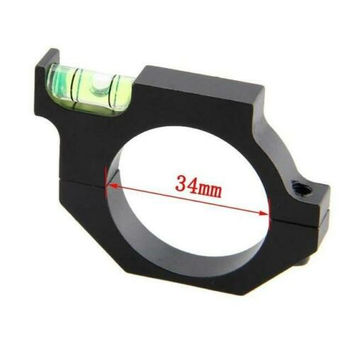 Hunting Accurate Bubble Level for 20mm Picatinny Weaver Rail Dovetail Riflescope