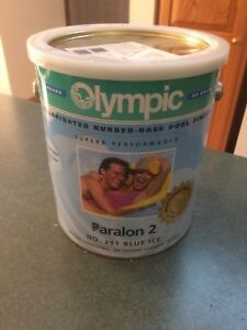 Gallon Olympic Paralon 2 Chlorinated Rubber Base Pool