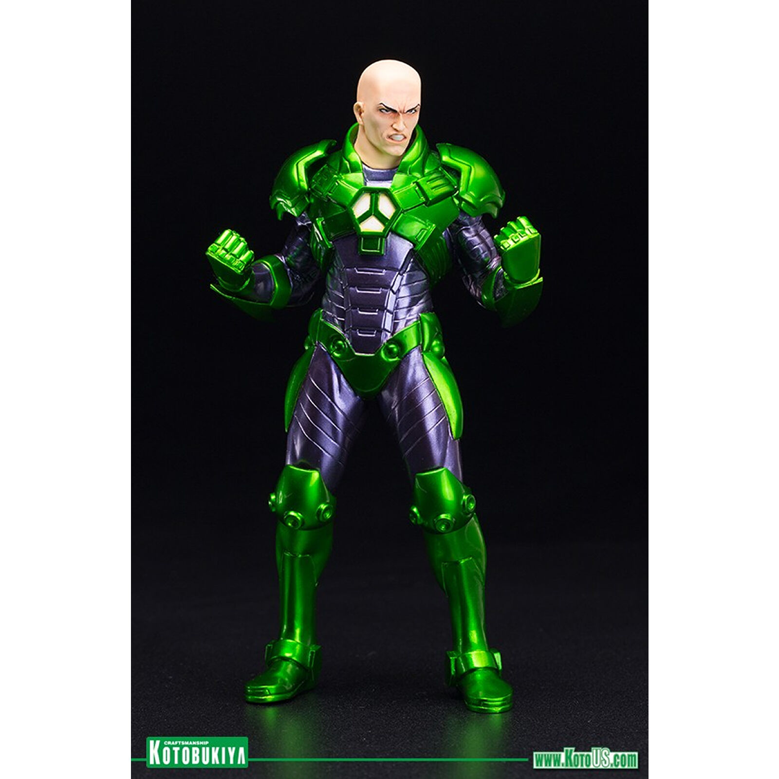 Kotobukiya - DC COMICS Lex Luthor  nuovo 52   Artfx+ Statue - BNIB   migliore marca
