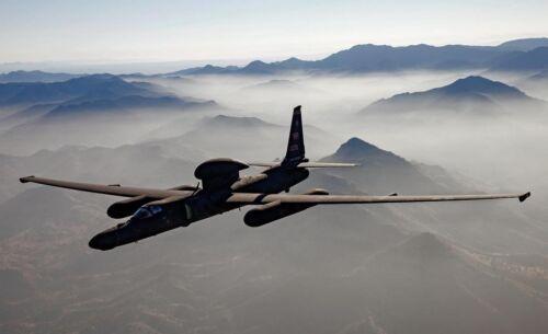 USAF 5th RECONNAISSANCE SQUADRON U-2 IYAABYAS ORIGINAL PATCH DRAGON LADY