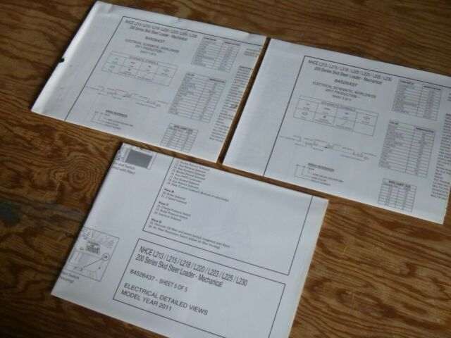 Diagram  New Holland L185 Wiring Diagrams Full Version Hd Quality Wiring Diagrams