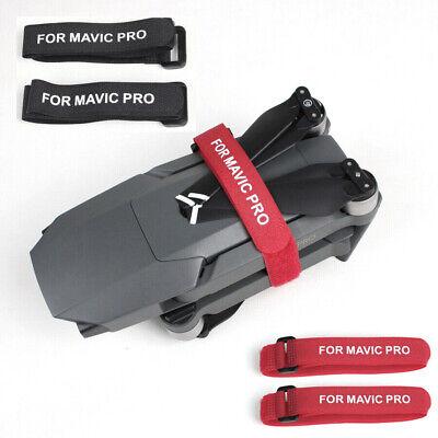 2 x Elica Stabilizzatore Fissaggio Dell/'elica Per Dji Mavic Pro Drone