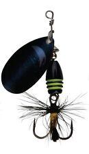 Hecht Auswahl der Farbe Savage Gear Rotex Spinner 3g 14g Forelle Lachs
