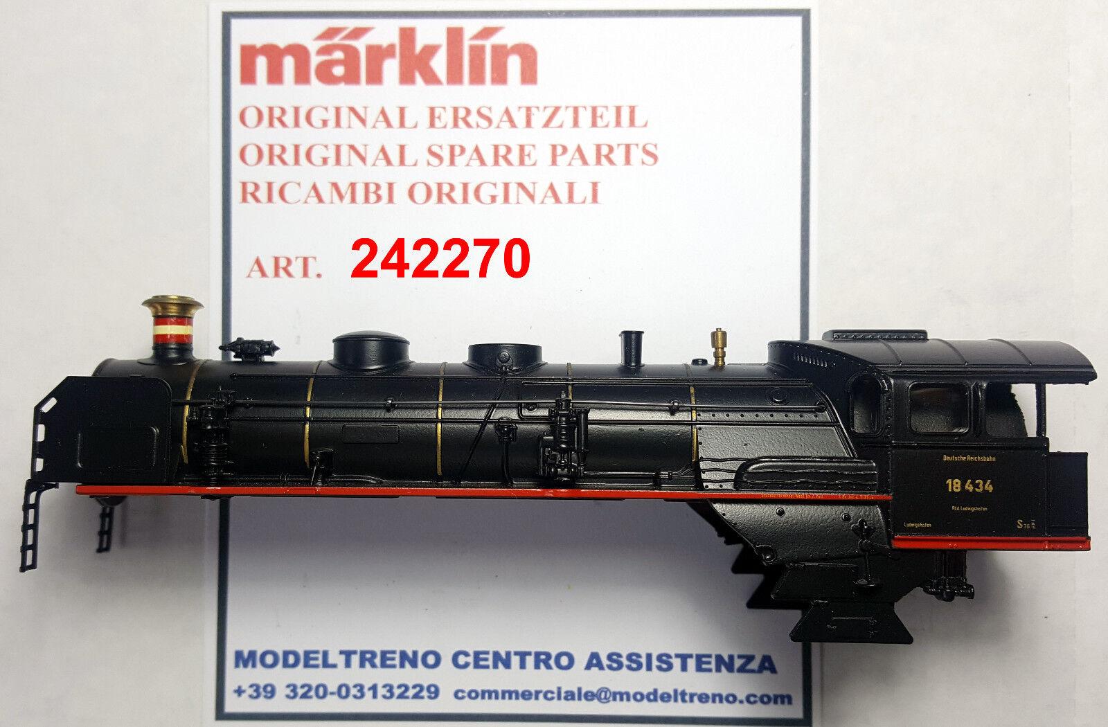 MARKLIN 24227  242270    uomoTELLO LOCO  LOKAUFBAU 3318