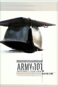 Army-101-Inside-ROTC-in-a-Time-of-War-ExLibrary