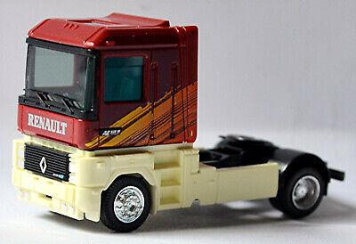 Renault Ae Magnum 2 Ach Autoarticolati Macchina 1990-2001 Rosso Scuro Red 1:87 Albedo-ine 1990-2001 Dunkelrot Red 1:87 Albedo It-it Mostra Il Titolo Originale
