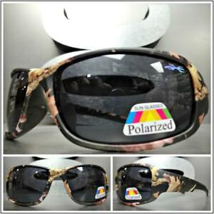 3e22bb6f6f3 Image is loading WRAP-AROUND-SPORT-Hunting-Fishing-Military-POLARIZED- SUNGLASSES-