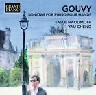 Sonaten für Klavieer zu 4 Händen von Emil Naoumoff,Yau Cheng (2015)