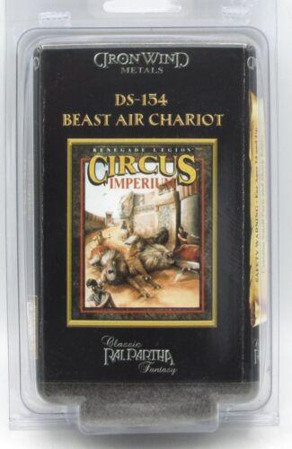 Renegade Legion Circus Imperium Racing NIB Ral Partha DS-154 Beast Air Chariot