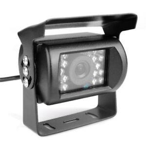 18-LED-IR-la-vision-de-nuit-Voiture-Camera-recul-fusible-avertisseur-impermeable