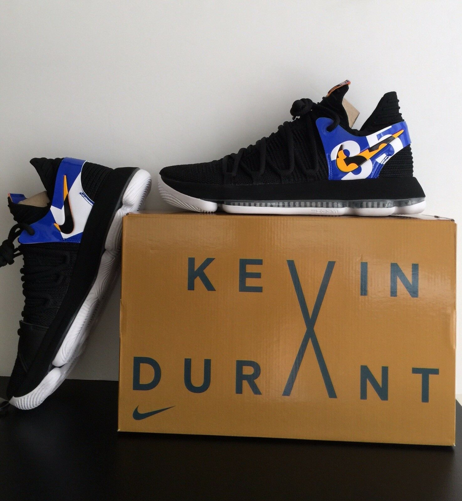 Nike KD X Blinders PE HOH Exclusive 11 DS