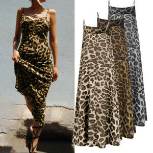 UK-Women-Ladies-Summer-Beach-Maxi-Dress-Holiday-Strappy-Leopard-Sun-Dresses-8-26