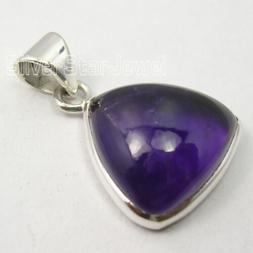 Amethyst 9.0 Ct Necklace Pendant Sterling Silver Good Friday Deals