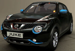 new nissan juke exclusive exterior style pack zama blue new genuine ke600bv011eb ebay. Black Bedroom Furniture Sets. Home Design Ideas