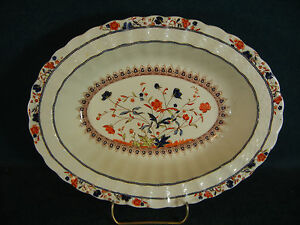 SPODE CHINA BUTTERCUP 10 Vegetable Serving Bowl
