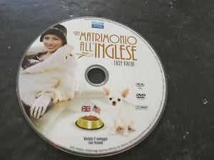 DVD Película - Un Matrimonio All'Inglés 2008 Original Sólo DVD No Funda