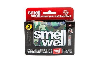 Flight Tracker Nuvo-clean-smellwell Profumo Vescicole. Green Camo. Arti Marziali. Box. Anti-smell.- Colori Armoniosi