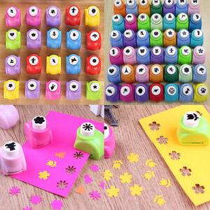 5Pcs-Mini-Paper-Hole-Punch-Cutter-Printing-Paper-Hand-Shaper-Scrapbook-Card-H-I
