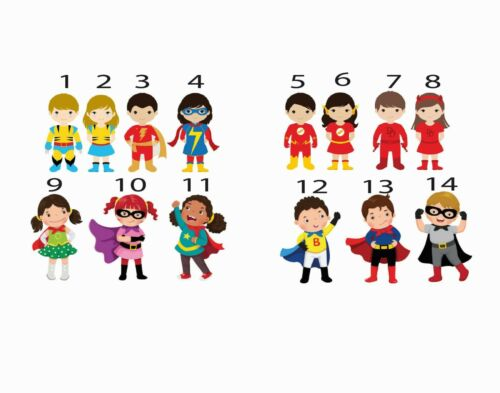 THIS SUPER HERO DADDY,DAD,UNCLE,GRANDAD PERSONALISED CHILDS NAME  CHRISTMAS 421