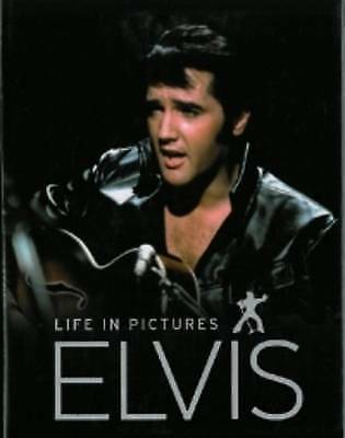 Elvis: Life in Pictures by Clayton, Marie Book The Cheap Fast Free Post