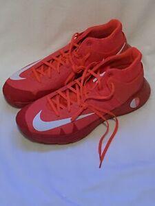 09101850312 Nike KD Trey 5 IV Mens 844571-616 Crimson Red Durant Basketball Shoes