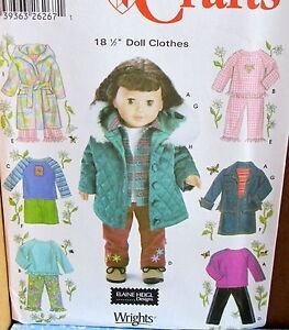 Elaine-Heigl-doll-clothes-pattern-coat-robe-pajama-denim-jacket-pants-18-034