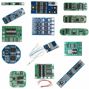 1s 2s 4s 3s 5s Pcb Bms Protection Board For 18650 Li Ion Lithium