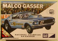 1/25 Malco Gasser Mustang dragster MPC reissue 2013 new sealed kit