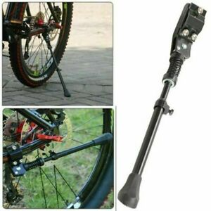 Adjustable Bicycle Kickstand Mountain Bike Aluminum Side Rear Kick Stand