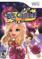 We Cheer Wii