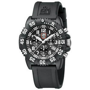 Luminox-Men-039-s-Navy-Seal-Colormark-Chronograph-Watch-3081-Authorized-Dealer