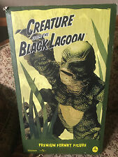 Sideshow Collectables Creature From the Black Lagoon 1/4 Scale 568/1500 Preowned