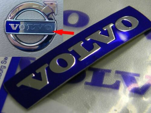 Volvo Logo Lenkrad Airbag Abzeichen Emblem 31467395 45x9mm