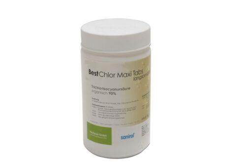 Tabletten 1 Kg Packung Pool Chlor MAXI TABS Chlortabs Chlortabletten 200 gr