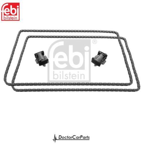 Timing Chain Kit Right//Left//Upper for BMW E38 735i 740i 98-98 3.5 4.4 M62 Febi