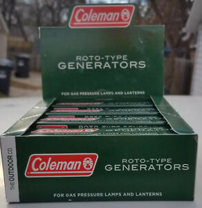 ONE-1-BRAND-NEW-COLEMAN-ROTO-TYPE-GENERATOR-R55-FOR-COLEMAN-LANTERNS-amp-LAMPS
